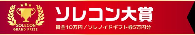 ソレコン大賞